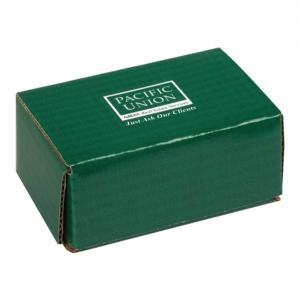 "4 1/4"" x 3"" x 1 1/2"" B-Flute Mailer Tuck Box"