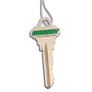 Smells Great! Key Shaped Air Freshener