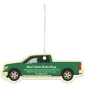 Smells Great! Pickup Truck Shaped Air Freshener