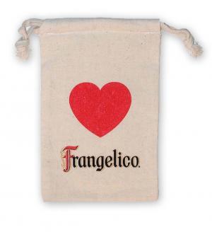 "5"" x 8"" 100% Natural Cotton Drawstring Bag"
