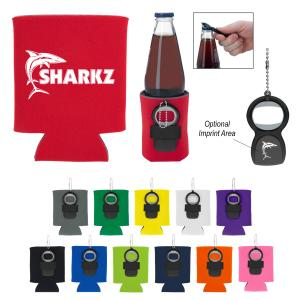 Kan-Tastic Coozie With Bottle Opener