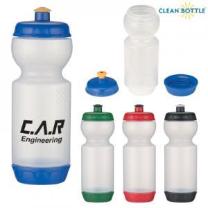 23 Oz. Clean Bottle Sports Bottle