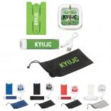 Tech Charger And Headphones Accessory Kit