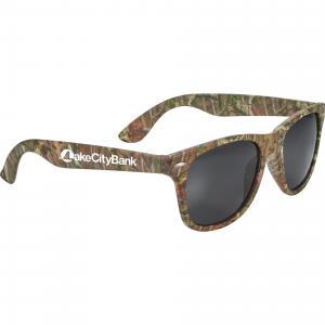 Sun Ray Sunglasses - Camouflage