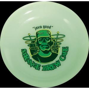 "Glow-in-the-Dark 5"" Frisbee"
