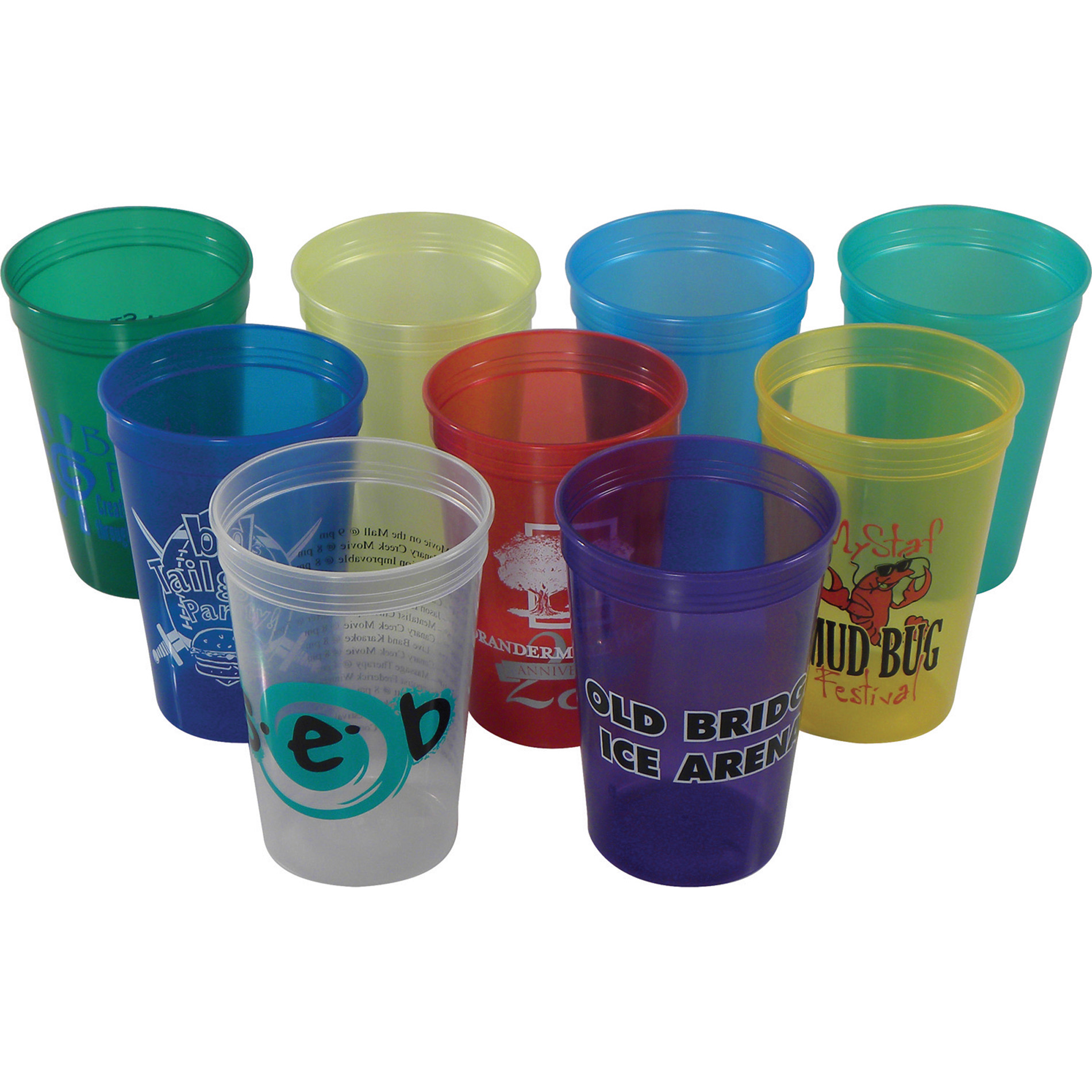 16-oz. Jewel Stadium Cup