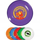 "9-1/4"" Jewel Translucent Frisbee"