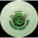 "Glow-in-the-Dark 9-1/4"" Frisbee"
