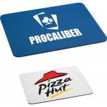 "1/8"" Rectangular Rubber Mouse Pad"