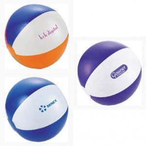 "12"" Swirl Beach Ball"
