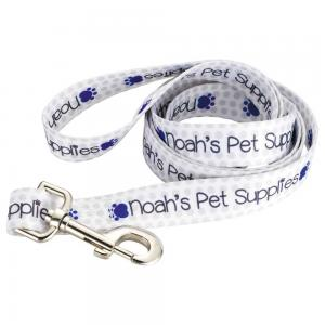 "Full Color Pet Leash - 1""W x 60""L"