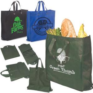 Eco-Green Reusable Polypropylene Shopper