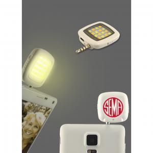 LED Selfie Light Front Facing