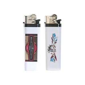 Standard Flint Lighter with Full Color Imprint