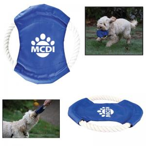 Rope Frisbee Chew Toy