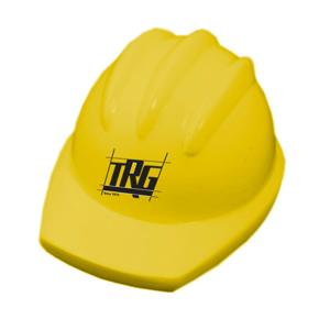 Large Construction Hard Hat Paperweight