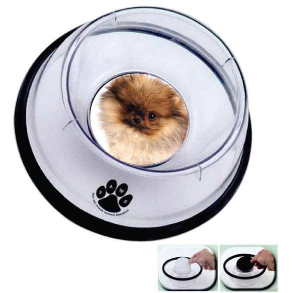 Small Pet Photo Bowl