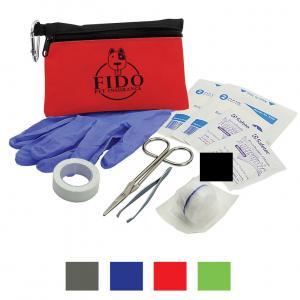 Zip Tote Pet First Aid Kit