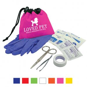 Cinch Tote Pet First Aid Kit