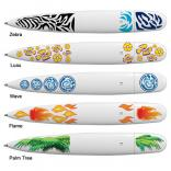 Surfboard Pen with a Full Color Imprint