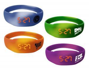 Multi-Function Mood Watch Bracelet