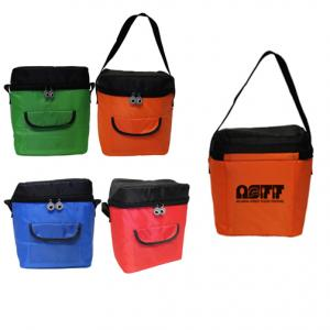 Insulated Smile Face Lunch Bag