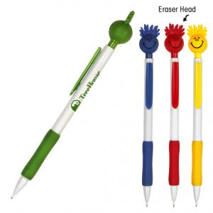 Crazy Hair Smile Face Mechanical Pencil