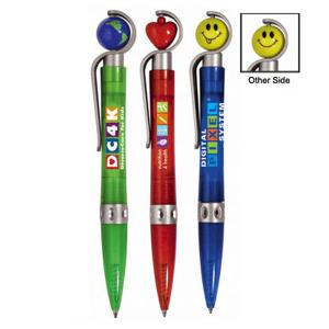 Spin Pen with a Full Color Imprint