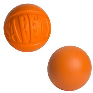Embossed Safety Squeezable Ball