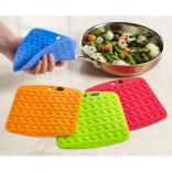 Silicone Hot Pads 4 Set