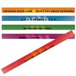 30 cm Mood Changing Wood Ruler