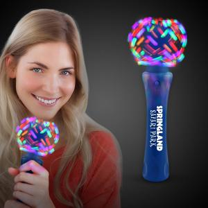 Colorful LED Orbiting Wand