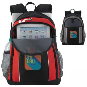 Trendy Laptop and Tablet Backpack
