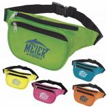 Bright Neon Fanny Pack