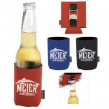 Can KOOZIE with Bottle Opener