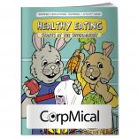 Healthy Eating Coloring and Activity Book