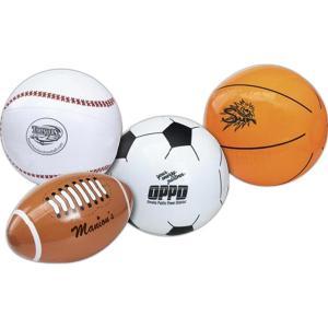 "16"" Sports Themed Beach Balls"
