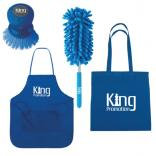 4 Piece Clean Up Kit