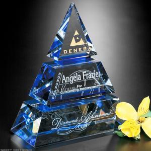 "7"" Accolade Pyramid"