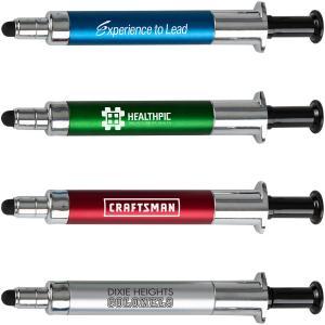 Syringe Stylus Pen