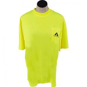 High Visibility Polyester Short Sleeve Shirt