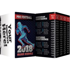 Pro Football Season Schedule