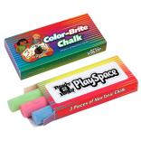 Color-Brite 3 Pk Chalk