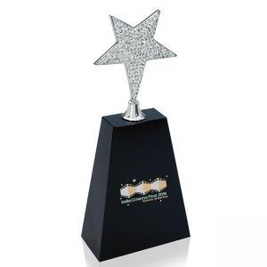 Rhinestone Star Award - Medium