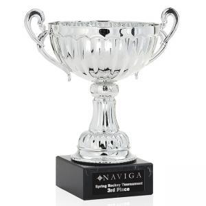 "Dual Scrolled Trophy - 7"""