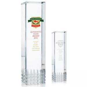 Luxe Acrylic Column