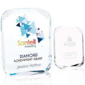 Beveled Corners Award - Large