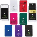 Silicone Snap Cell Wallet