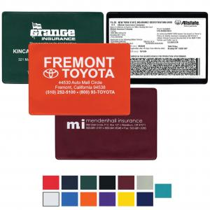 Economy Insurance Card and ID Card Holder