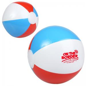 10'' Red, White, and Blue Beach Ball